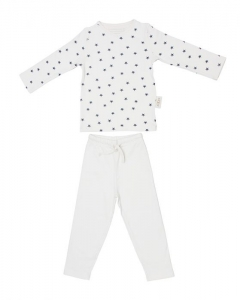 Lucky Star Pyjama - Organic Cotton - Sizes from 18M to 5Y