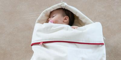 Baby sleeps a lot - why?