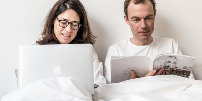 Having a TV in the bedroom: Pros & Cons + 5 tips